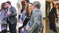 Ovíněná Tereza Kostková se nemohla odlepit od svého manžela! Líbačka na veřejnosti!