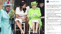 Konec velkého přátelství s panovnicí? Meghan se vykašlala na královnu!