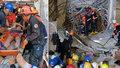 Dvě zemětřesení si na Filipínách vyžádala 11 obětí. Kymácely se i mrakodrapy