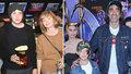 Děti slavných na premiéře Avengers: Nejstarší syn herečky Ani Geislerové Bruno (14) přerostl mámu o hlavu!