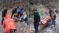 Češka (44) se zranila v Malé Fatře: Dolů ji museli snést záchranáři