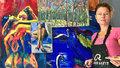 Z Tábora až do Říma či New Yorku: Unikátní obrazy přinesly Ireně (45) slávu v zahraničí, maluje po vzoru klasiků