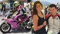 Tragický konec závodů motorek v Ostravě: Martin zemřel pár metrů od pomníčku kolegy