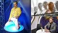 Hvězdy Madame Tussaudové už jsou i v Praze. Sáhněte si na Pretty Woman! V muzeu voskových figurín