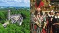 Pohádkový hrad Roštejn: Vydejte se za králem Brambasem!