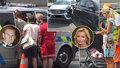 Brožová nabourala do auta s dcerkou Jermanové. Co hejtmanka řekla o herečce?