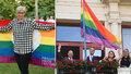 Kalousek se zastal Prague Pride. Šlechtová vytáhla duhovou vlajku, Duka pobouřil