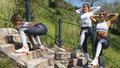 Schody jsou výzva! 4 cviky, které dokonale zpevní zadek, stehna a vytvarují lýtka