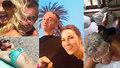 Politici na dovolené: Kdo ukázal vnady, kdo vyrazil k moři a kdo byl bez signálu?