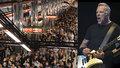 Metallica rozduněla Letňany: Doprava nezvládala nápor 70 tisíc lidí