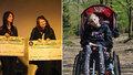 Dominika trpí dětskou mozkovou obrnou: Postižené dívce pomáhají motorkáři