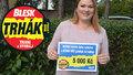 Velká poštovská pohádka Petry (33) z Nýdku: Díky Trháku má na myčku!