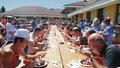 Největší jedlík pokořil 25 borůvkových knedlíků. Rekord v Borovanech odolal