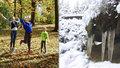 """Z léta rovnou do sněhu. Do Česka míří """"brutální"""" teplotní otočka až o 15 °C"""