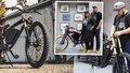 Designové kousky v duchu legendárních motocyklů: První elektrokolo si Jan sestavil v kuchyni, teď je nabízí ostatním
