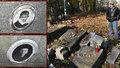 Dušičková záhada: V ostravském parku se objevily dětské náhrobky! Nikdo netuší, kde se vzaly
