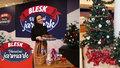 Pastva pro oči i chuťové buňky: Vánoční jarmark Blesku láká lidi už od rána a pějí chválu!