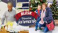 Vánoční jarmark Blesku: Noví prodejci, nové zboží, nová radost!