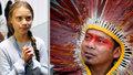 """""""Greta je spratek,"""" prezident sepsul aktivistku kvůli zabitým indiánům"""
