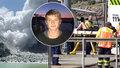 Mladík (19) přežil výbuch sopky v turistickém ráji. Poděkoval, ale je to s ním zlé
