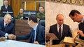 Putin přepisuje historii: Poprvé od syrské války je v Damašku, podal si ruku s Asadem
