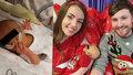 Rodiče se rozloučili s druhou dcerkou: Novorozená dvojčátka zemřela jen pár měsíců po sobě!