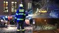 Silný vítr v Praze: Hrozí komplikace v dopravě a výpadky proudu, varují meteorologové