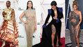 13 nejodvážnějších rób na Oscarech: Výstřihy, nahota a chlap v sukni!