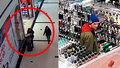 Nenasytný zloděj v Praze 8: Jeden zapalovač mu nestačil, odtáhl si celý stojan! Hledá ho policie