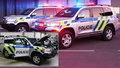 Policie má nové obrněnce: Mají speciální protiminovou ochranu!