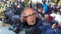 Levicoví aktivisté se kvůli Křečkovi poprali s policií. Šabatová při odchodu plakala