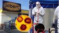 Obavy z koronaviru: V Albertu zasedl krizový štáb, ministerstva vytáhla Pandemický plán