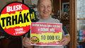 Anna Vondrušková (75) je díky Blesku bohatší o 10 tisíc: Trhla rodině oslavu!