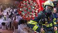 Nakažený hasičský ples? V Dolních Měcholupech se bavil muž, který je infikovaný koronavirem