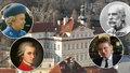 Kdo pobýval v Thunovském paláci před britskými velvyslanci? Valdštejnův vrah i geniální skladatel