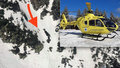 Parta dobrodruhů vyrazila do Krkonoš: Pro zraněného skialpinistu musel letět vrtulník