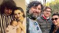 Poklad z archivu Dany Morávkové: Rodinné fotky dělí přes dvacet let! Co se změnilo?