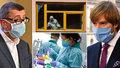 Koronavirus ONLINE: 23 mrtvých a 2956 nakažených v Česku. Delší omezení pohybu a batolata bez roušek