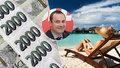Velká zpráva o dovolených: Co nabízí cestovky a co radí právník?