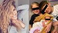 Už je z ní trojnásobná máma! Známá zpěvačka představila světu novorozeného syna
