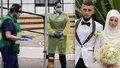 Desítky hostů a bujará oslava: Snoubenci si v době pandemie uspořádali velkolepou svatbu