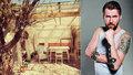 Exmanžel Krainové Slezáček ukázal své úchvatné bydlení! Vylepšil ho pod výhrůžkami