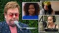 Lady Gaga, Elton John i Rolling Stones koncertovali online. Na podporu zdravotníků