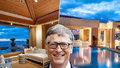 Pohádkový luxus Billa Gatese stál víc než miliardu! Koukejte na tu ložnici a bazén!
