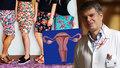Syndrom malé sukně a další příznaky! Onkogynekolog promluvil o zákeřném druhu rakoviny