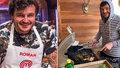 Komik Roman z MasterChefa je vysmátý i doma: Kuchyň snů a parádní posezení!