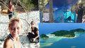 Britku (35) uvěznil koronavirus na izolovaném ostrově: Společnost jí dělají hadi!