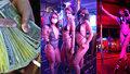 Striptýzové kluby mohly konečně znovu otevřít: Tanečnice svlékají vše kromě roušek