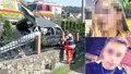 Katka (†14) zemřela ve voze mladého řidiče Honzy (18). Podle místních za volantem machroval