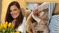 Alena Šeredová ukázala dojemné foto s princeznou Vivi! Co díky dceři začala mít ráda?
